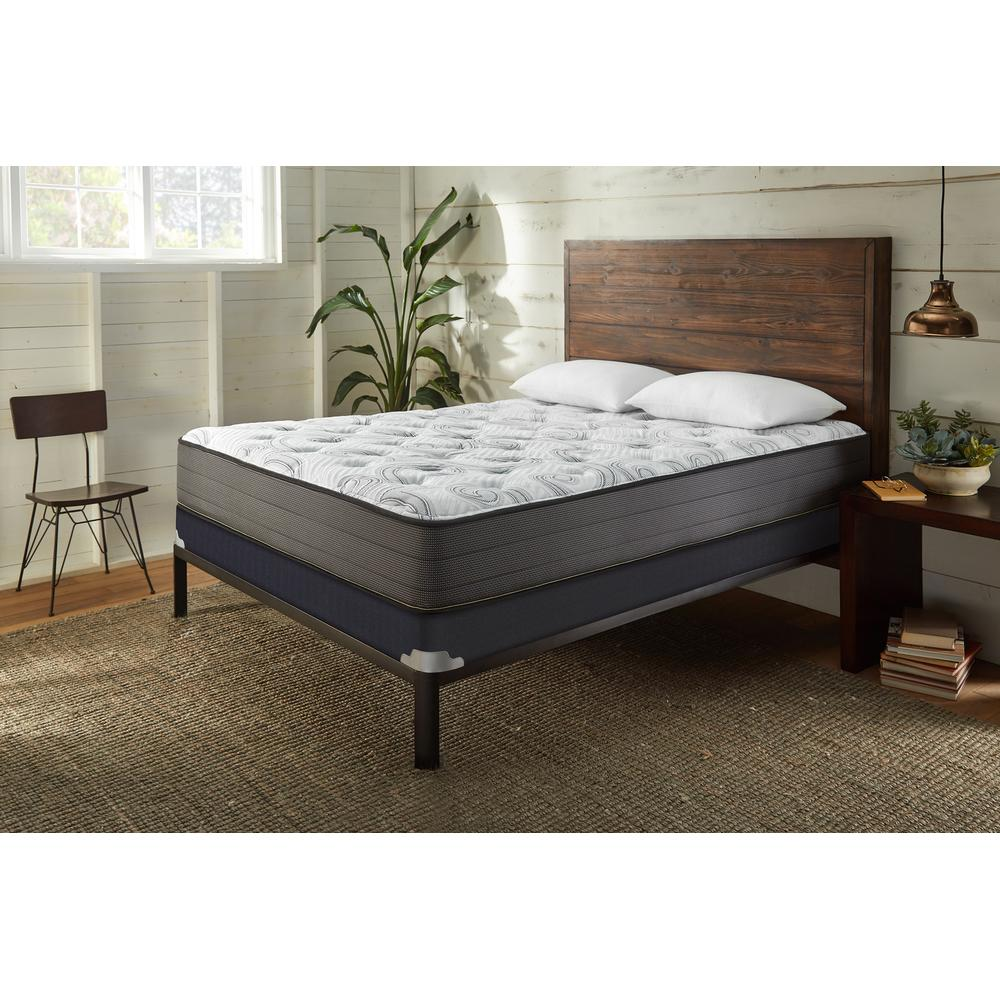 "American Bedding 13"" Firm Tight Top Mattress, Queen"