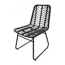 Laporte Dining Chair Black