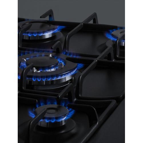 """Summit - 30"""" Wide 5-burner Gas Cooktop"""