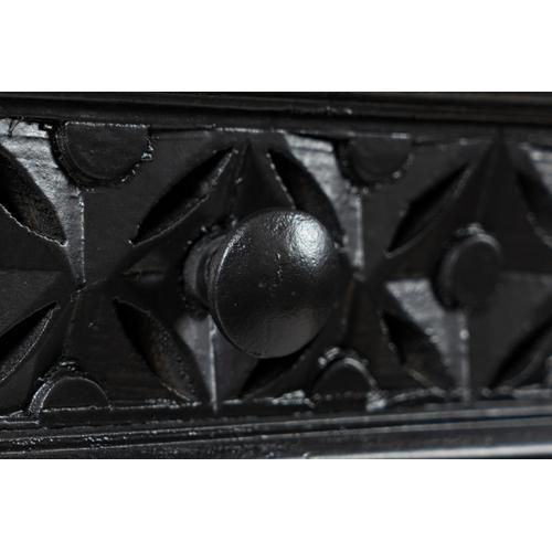 """Decker 32"""" Console-antique Black"""