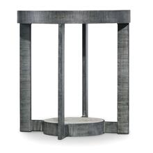 View Product - Mill Valley Round End Table