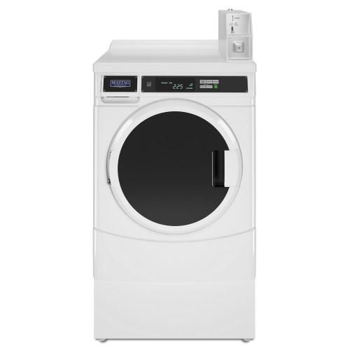 """Whirlpool Commercial - 27"""" Commercial Gas Front-Load Dryer, Non-Vend"""