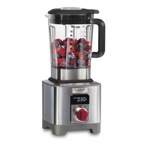 High-Performance Blender Red Knob