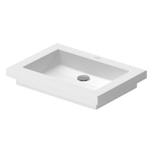 Duravit - White 2nd Floor Vanity Basin