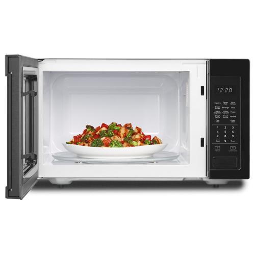 Whirlpool Canada - 1.6 cu. ft. Countertop Microwave with 1,200-Watt Cooking Power
