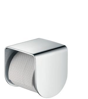 Brushed Bronze Roll holder Product Image
