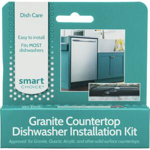 Electrolux Granite Countertop Dishwasher Installation Kit