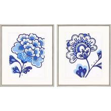 Product Image - Blue Blossom II S/2
