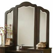 ACME Annapolis Vanity Mirror - 06553 - Espresso