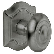 Distressed Antique Nickel 5077 Bethpage Knob