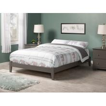 Concord Full Bed in Atlantic Grey