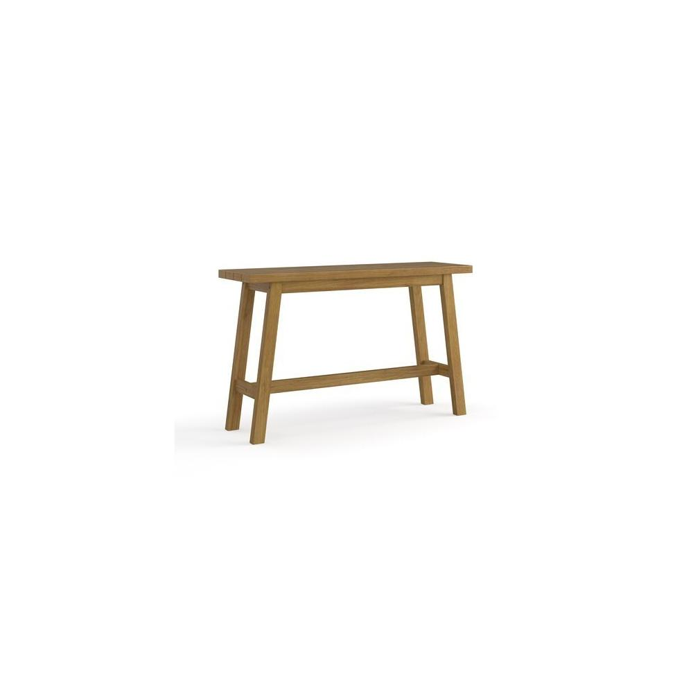 Martin Teak Tables Console Table