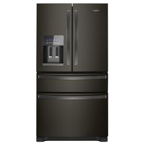 Whirlpool36-Inch Wide French Door Refrigerator - 25 cu. ft.