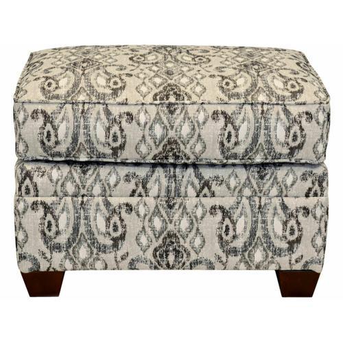 Lacrosse Furniture - 661-10 Ottoman