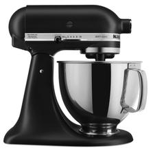 Artisan® Series 5 Quart Tilt-Head Stand Mixer Black Matte