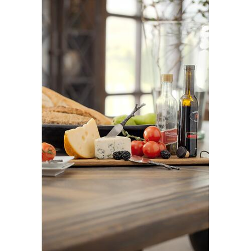 Hooker Furniture - Bandera 86in Table w/2-18in Leaves