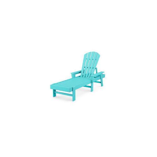 Polywood Furnishings - South Beach Chaise in Aruba