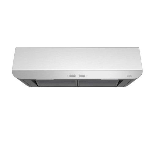 Spire 36-Inch 400 CFM Stainless Steel Range Hood with LED light