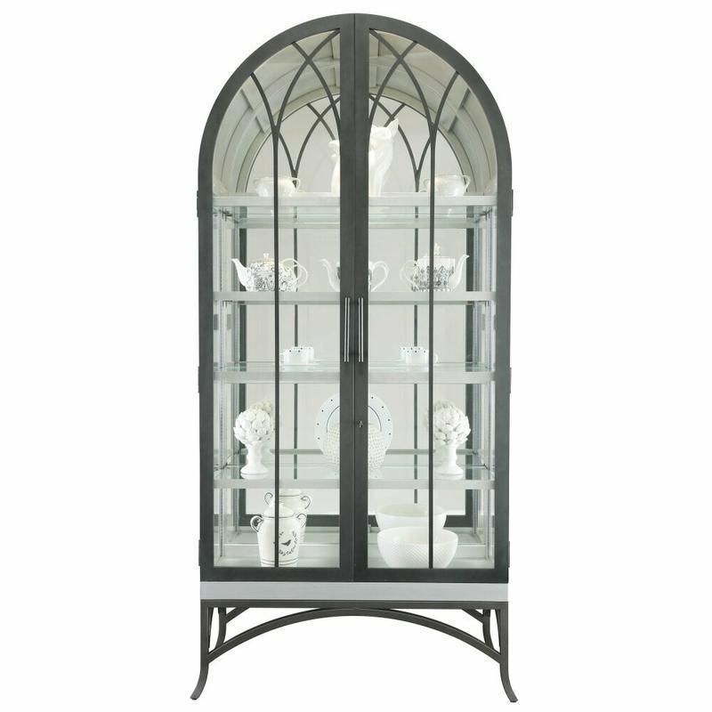 Howard Miller Ramona II Curio Cabinet 680701