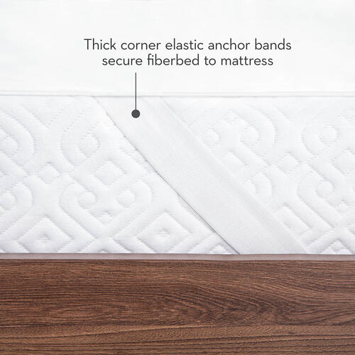 3 Inch Down Alternative Mattress Topper Twin Xl