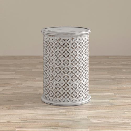 Jofran - Decker Large Drum Table