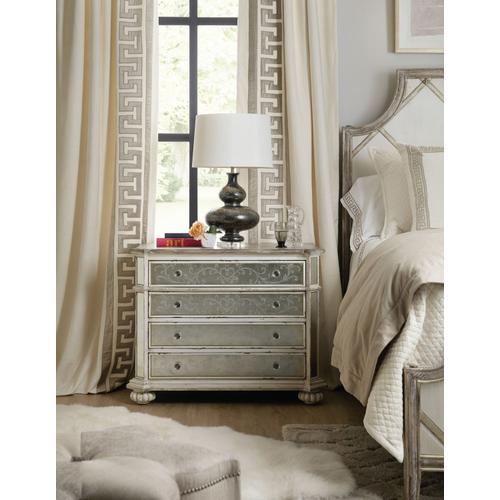 Bedroom Sanctuary Jolie Fleur Bachelor Chest