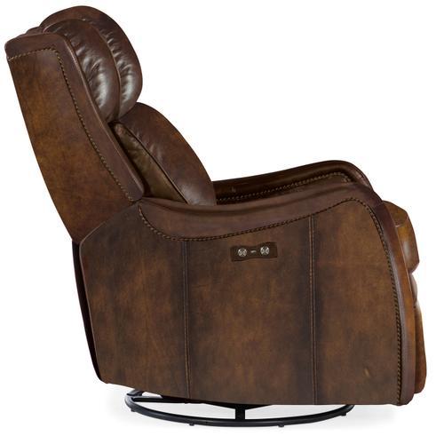 Hooker Furniture - Stark PWR Swivel Glider Recliner