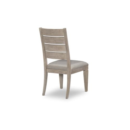 Milano by Rachael Ray Home Ladder Back Side Chair