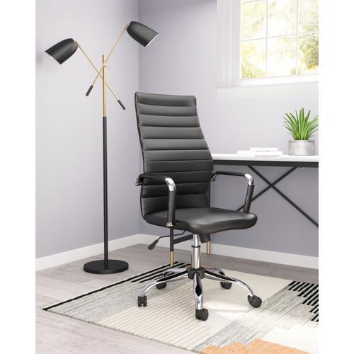 Zuo Modern - Primero Office Chair Black