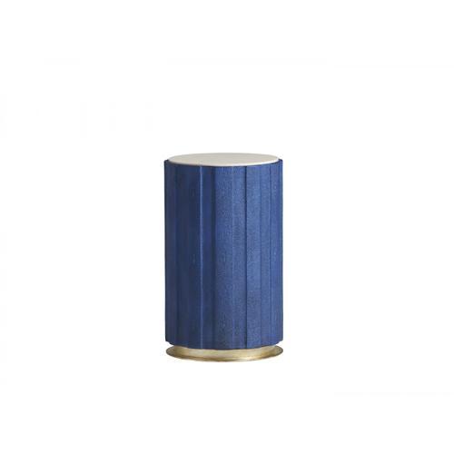 Chelsea Cobalt Accent Table