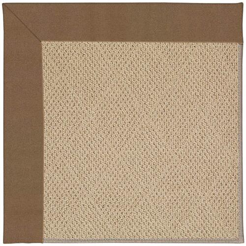 Capel Rugs - Creative Concepts-Cane Wicker Canvas Cocoa - Rectangle - 9' x 12'