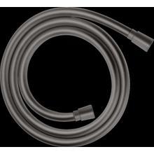 "View Product - Brushed Black Chrome Handshower Hose Techniflex, 63"""