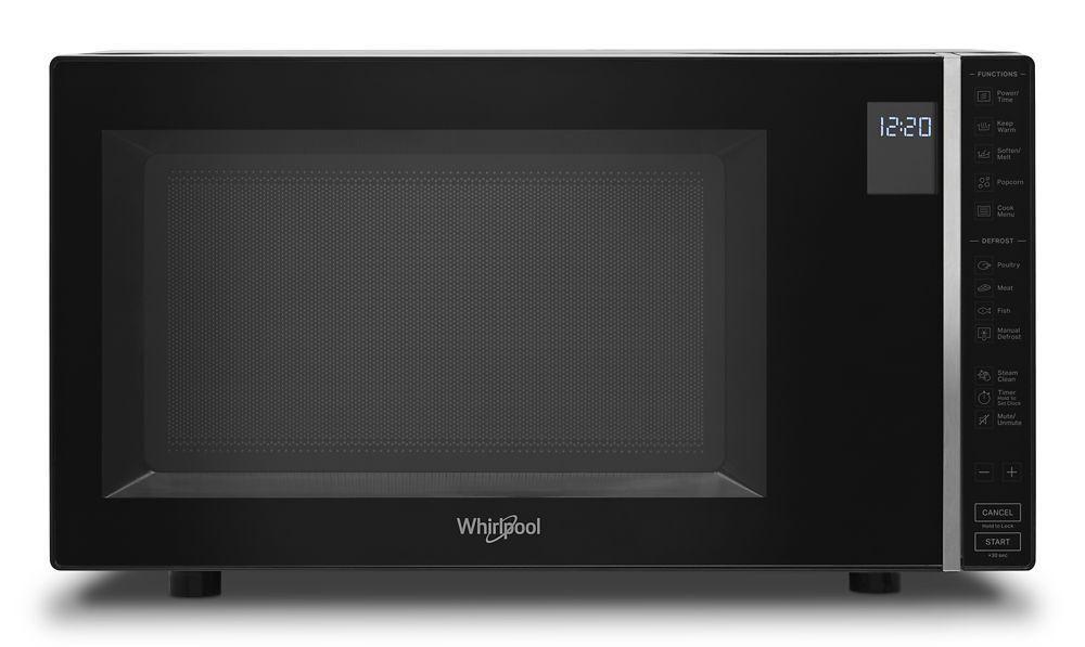 1.1 Cu. Ft. Capacity Countertop Microwave with 900 Watt Cooking Power