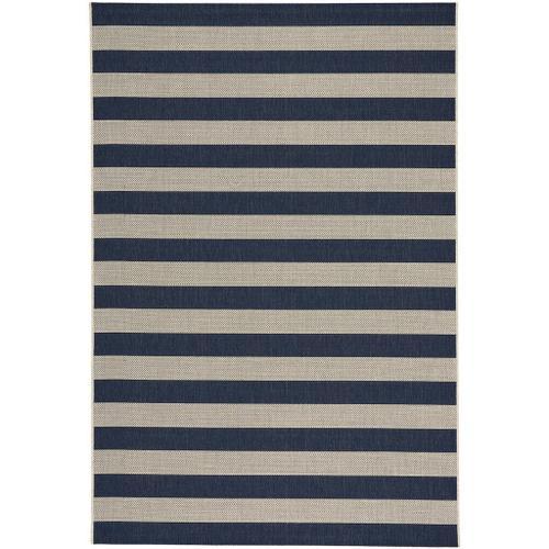 Finesse-Stripe Navy