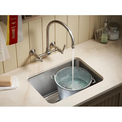 "23"" X 17-1/2"" X 11-5/8"" Undermount Utility Sink"