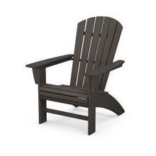 View Product - Nautical Curveback Adirondack Chair in Vintage Coffee