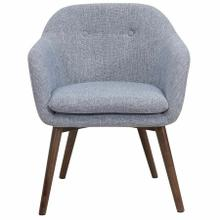 See Details - Minto Accent/Dining Chair in Grey Blend