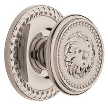 Polished Nickel with Lifetime Finish 5050 Estate Knob