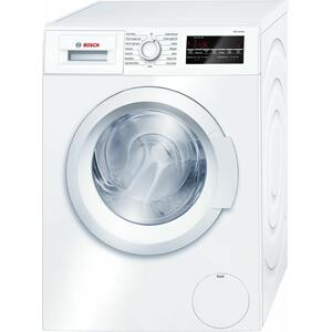 Bosch  300 Series Washer - 208/240V, Cap. 2.2 cu.ft., 15 Cyc.,1,400 RPM, 54 dBA White/Door, ENERGY STAR