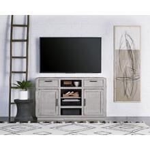 54 Inch Console - Gray Chalk Finish