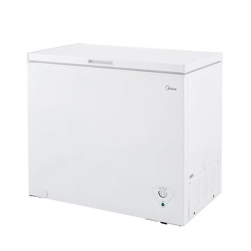 8.8 Cu. Ft. Chest Freezer White