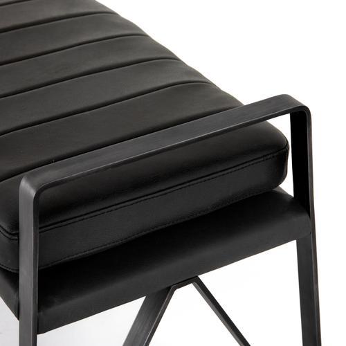 Kenzie Bench-umber Black