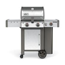 See Details - Genesis II LX S-240 Gas Grill Stainless Steel Natural Gas