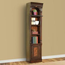 CORSICA 22 in. Open Top Bookcase