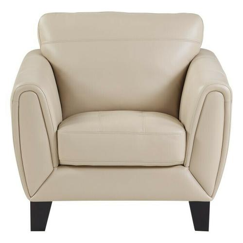 Homelegance - Club Chair (Leather color will not match 9460BE-1/2/3/4)