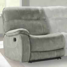 View Product - COOPER - SHADOW NATURAL Manual Left Arm Facing Recliner