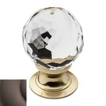 View Product - Venetian Bronze Crystal Cabinet Knob