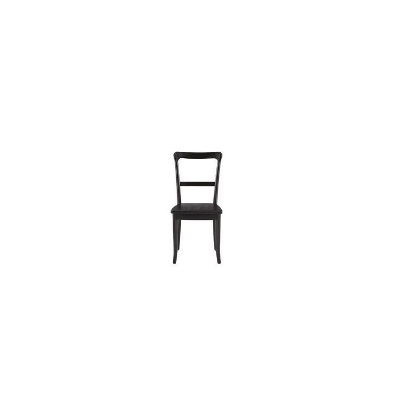 Dining Chairs (2/Ctn) - Distressed Oak Finish