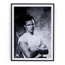 "36""x48"" Size Marlon Brando By Getty Images"