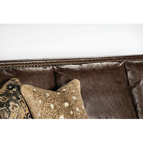 Montana (Leather) Loveseat